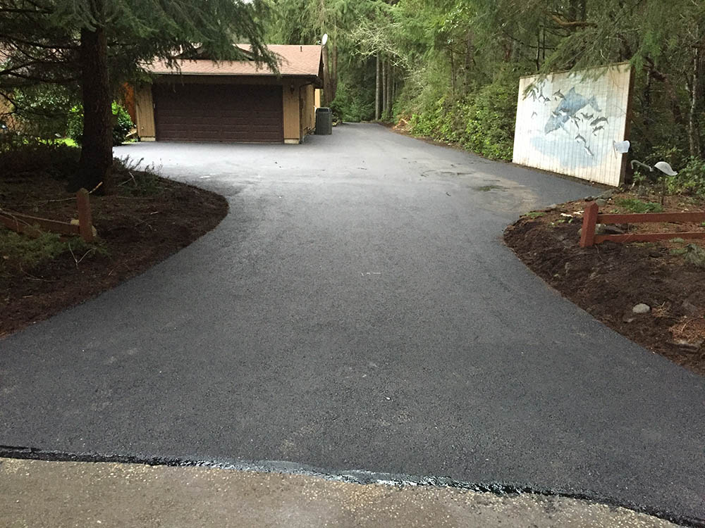 Architectural Asphalt Paving