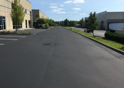Asphalt Paving Business Park