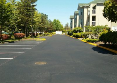 Sealcoat and Stripe of Homewood Suites Hotel in Tukwila