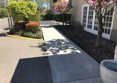 Concrete Sidewalk Repair in Tukwila
